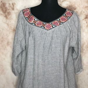 Easel top tunic Small